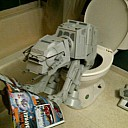 AT-WC All Terrain Armored Transporter RAMPAGE! back in my days *hust* nerdig *hust* kippe fehlt