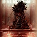 Iron Throne The World of Ice & Fire W W